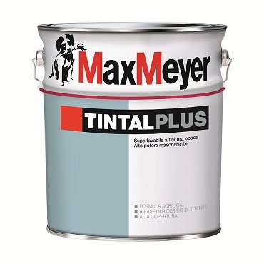 Tintal-PLUS 14LT. Pittura Murale Exstralavabile  Max-Meyer